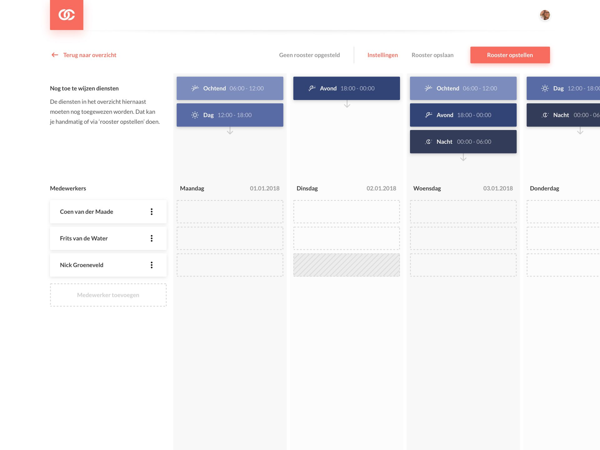 Optaplanner UI