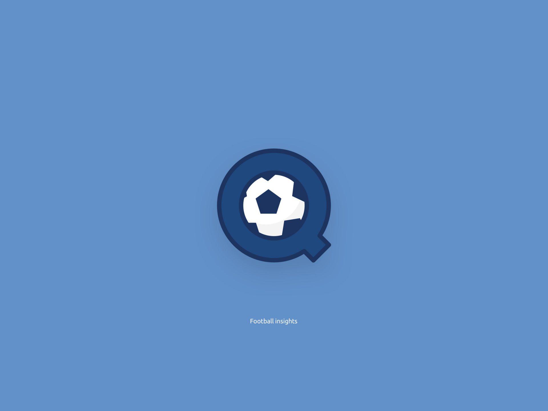 Football Insights Icon Design