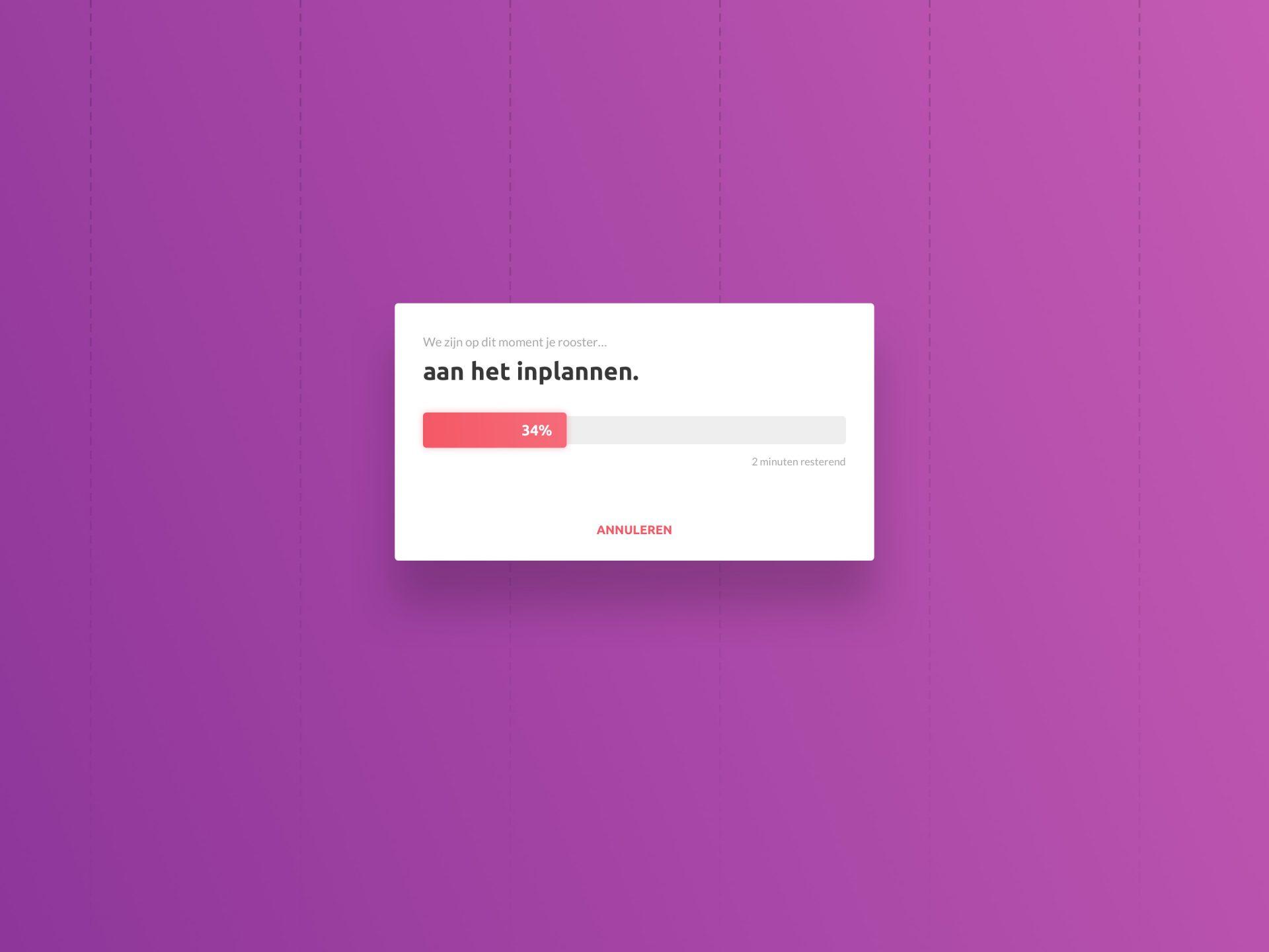 User Interface (UI) Design Progress Bar