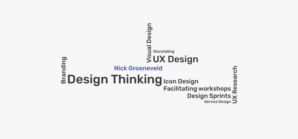 Nick Groeneveld skills overzicht